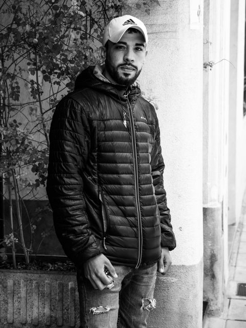 Mahmoud Abobakir refugee